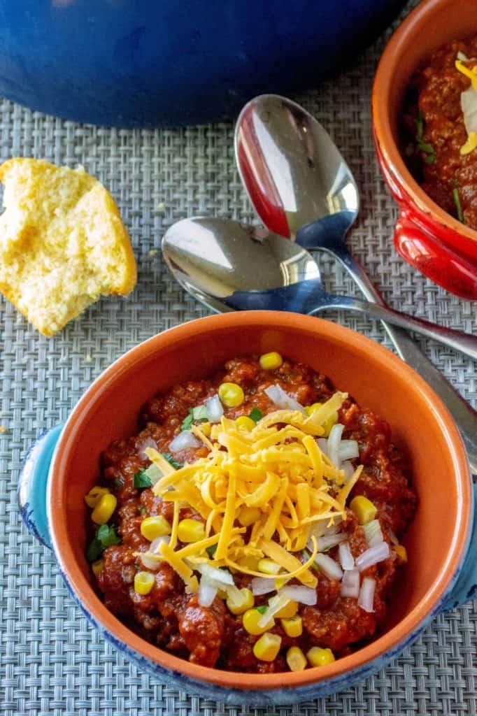 Easy Homemade Chili