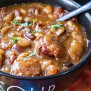 Cajun 15 Bean Soup