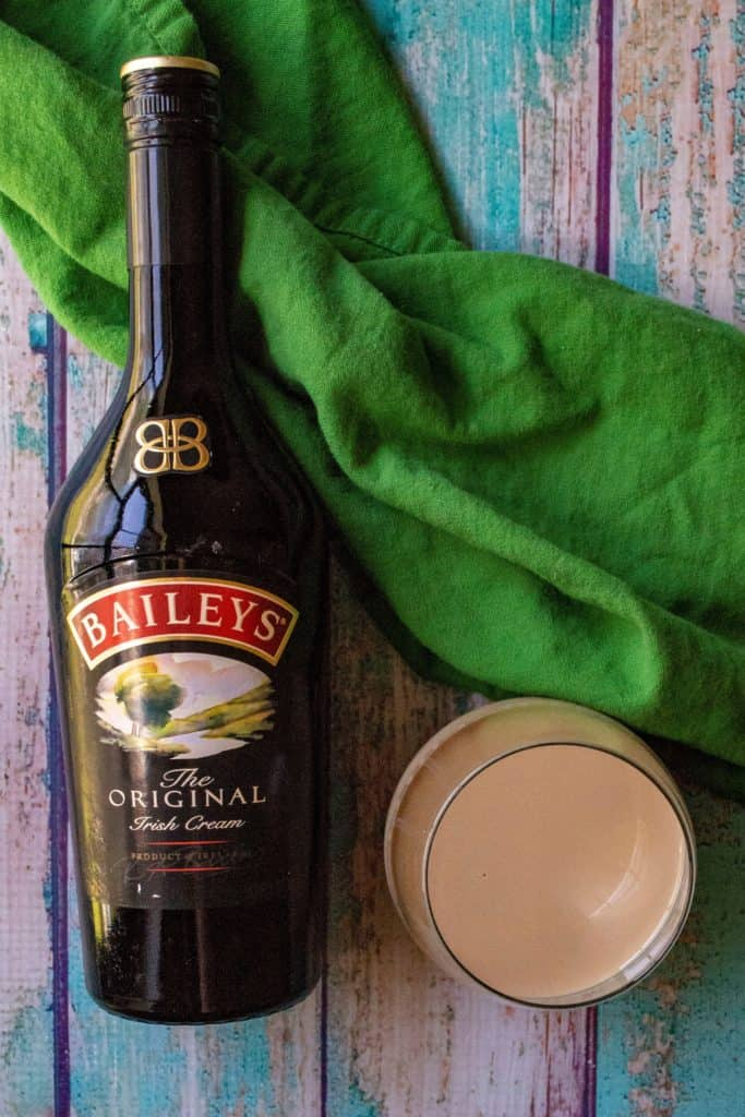 Baileys St. Patrick's Day Cupcakes Irish Cream