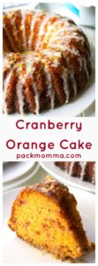 Cranberry Orange Cake   Cranberry Orange Cake is moist and packed with orange cranberry flavor. A perfect sweet treat to serve up for either a special breakfast or a tasty dessert.   A Wicked Whisk   https://www.awickedwhisk.com