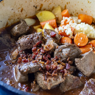 Irish Beef and Guinness stew