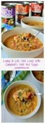 Living A Life Well Lived with Campbell's Well Yes! Soups | Pack Momma | https://www.awickedwhisk.com