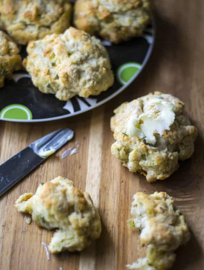 Sage Biscuits