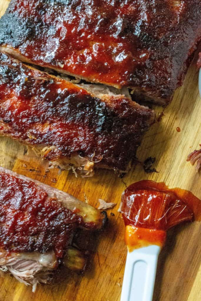 oven ribs