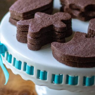 These Chocolate Cut Out Cookies are the ultimate soft baked cut out cookies that hold their shape, are ideal for decorating and turn our perfect every time.