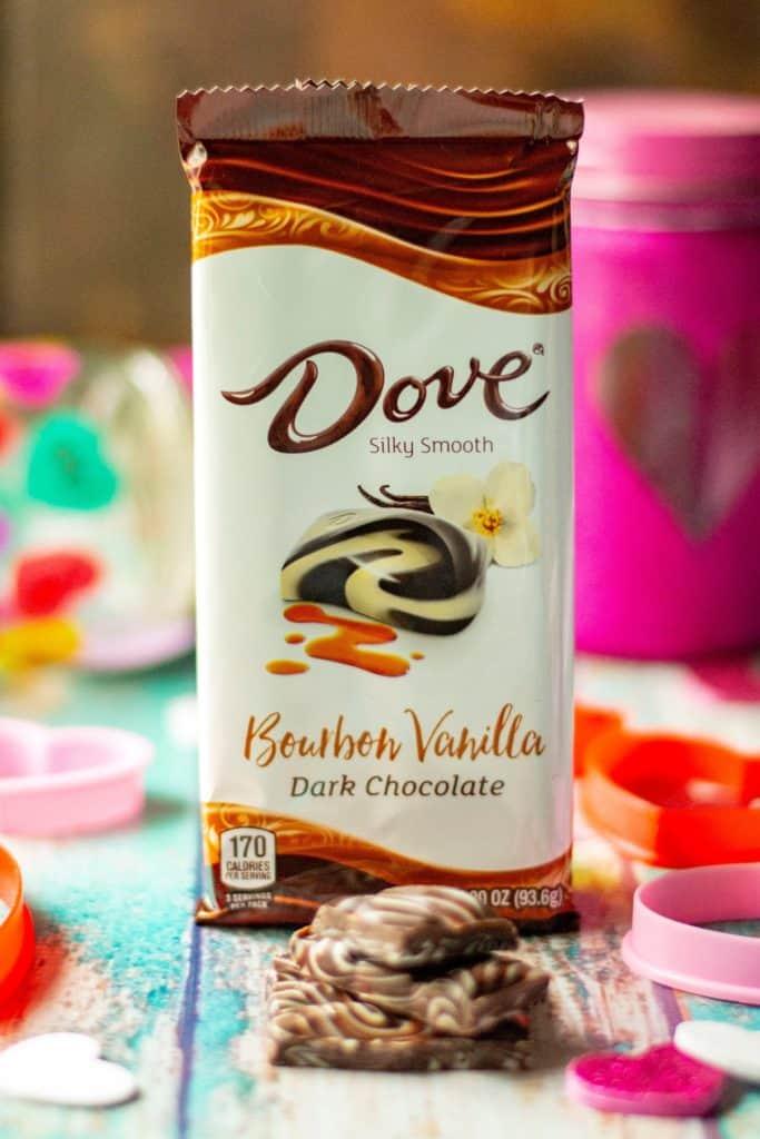 Dove Bourbon Vanilla