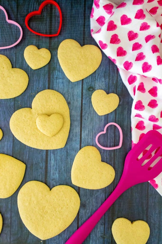 Sour Cream Cut Out Sugar Cookies A Wicked Whisk