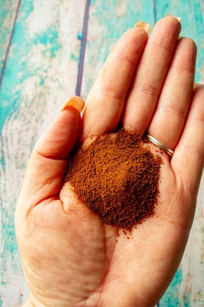 Best Homemade Chocolate Cake espresso powder