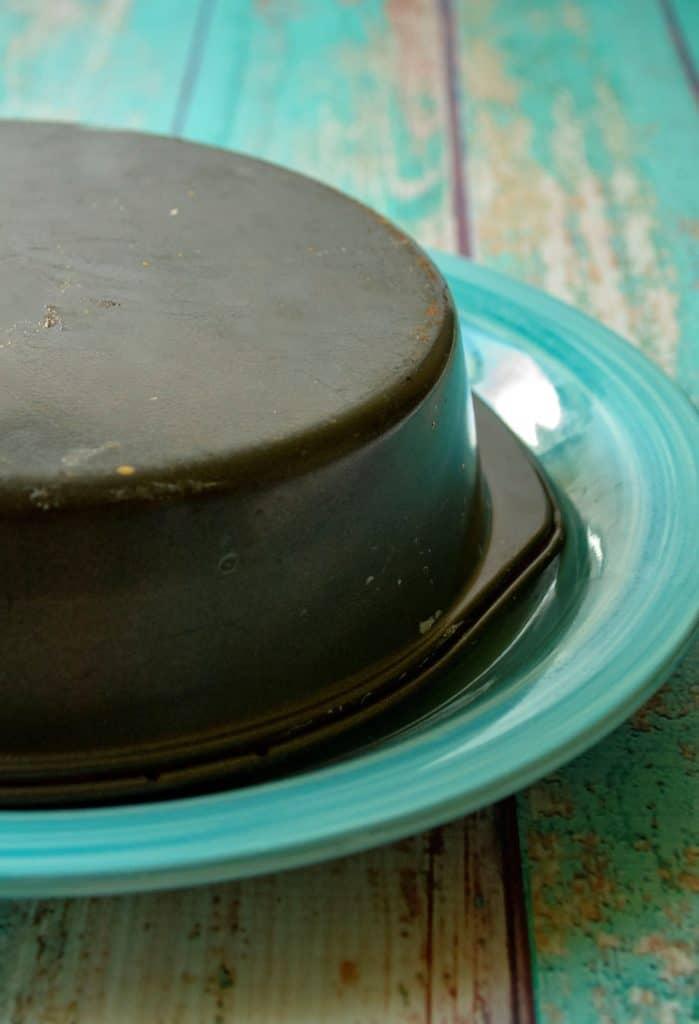 Best Homemade Chocolate Cake upside down cake pan
