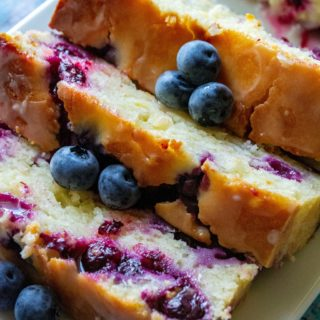 Blueberry Lemon Bread