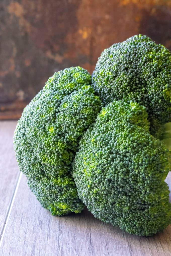 broccoli for casserole