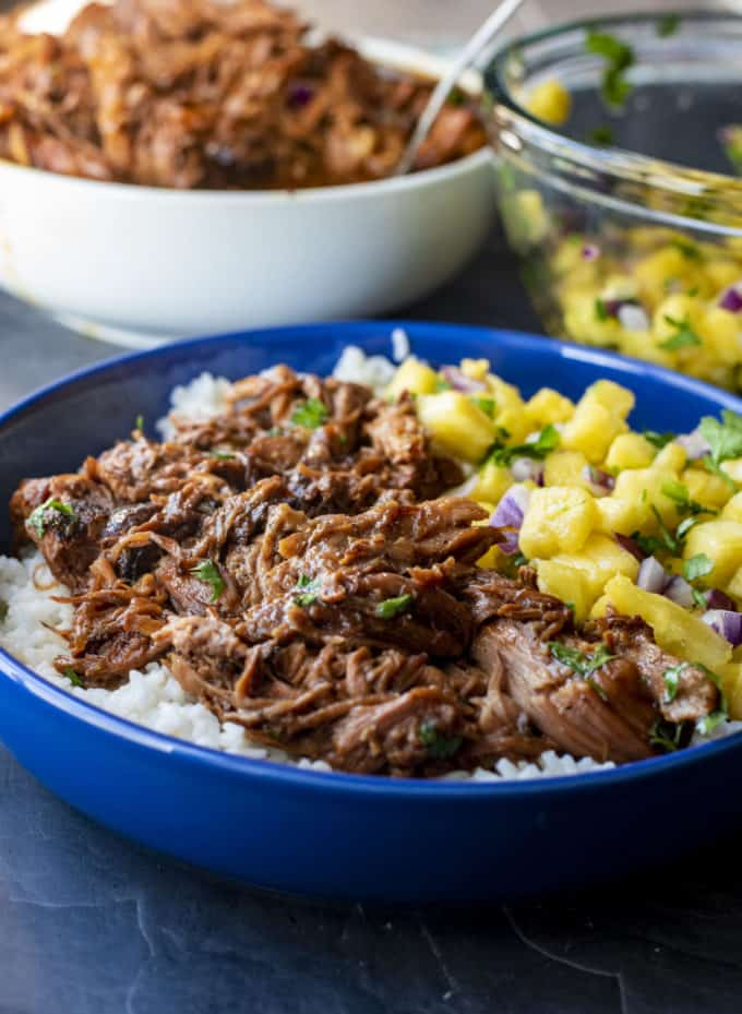 Sweet Hawaiian Crock Pot Pulled Pork